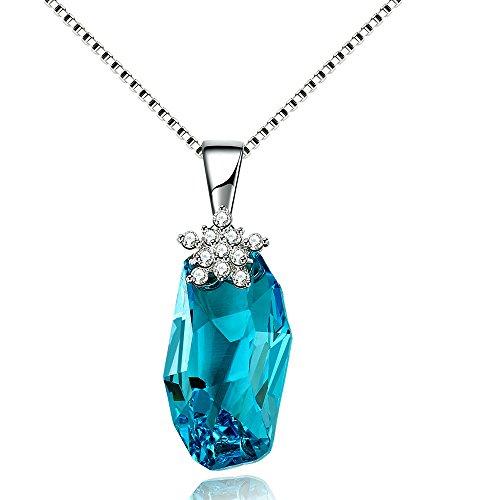 city-ounar-san-valentin-regalo-collar-azul-swarovski-elements-encanto-cristal-austriaco-cadena-para-