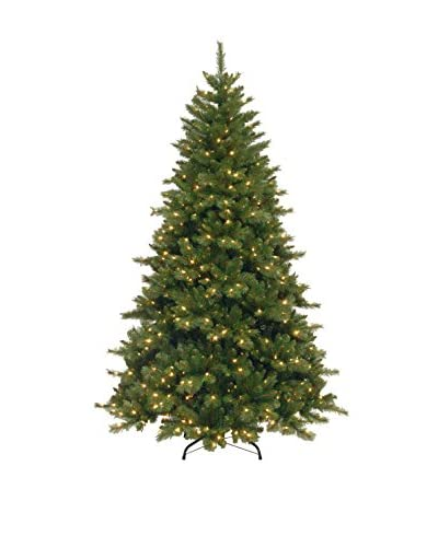 National Tree Company 7.5' Portland Pine Hinged Tree