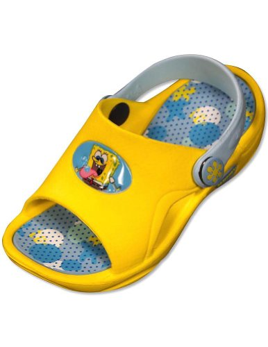 Spongebob Toddler Shoes