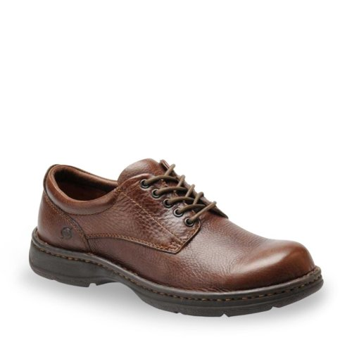Born Men's Hutchins II Oxford - 10.5 M - Mahogany