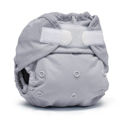 Rumparooz One Size Cloth Diaper Cover Aplix, Platinum (Lil Joeys Aplix compare prices)