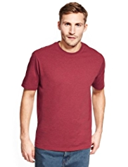 Pure Cotton T-Shirt with StayNEW™