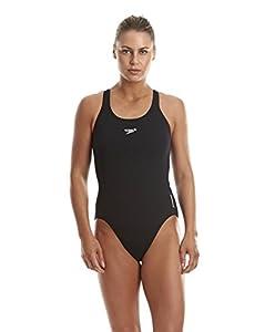 speedo Essential swimsuit Ladies Endurance+, Medalist black Size 42 2015