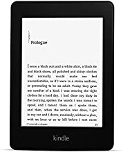 Amazon Kindle Paperwhite with Special Offers, Wi-Fi, Black