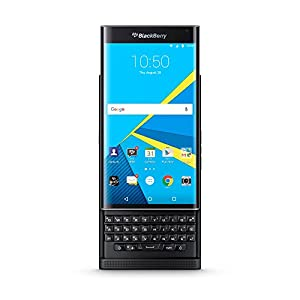 BlackBerry PRIV UK SIM-Free Mobile Phone