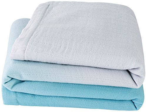 aden + anais Merino Muslin Dream Blanket, Seaside