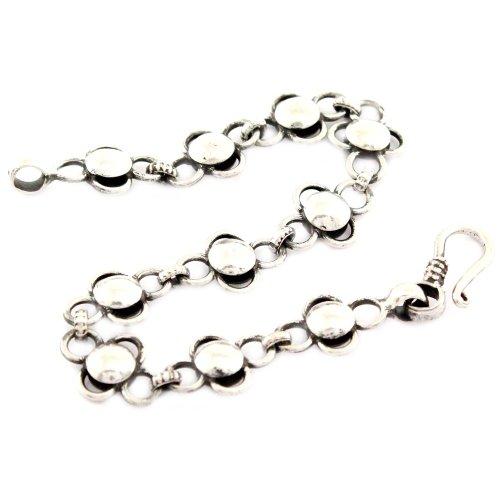 925-Silver Gorgeous Silver Bracelet 10792