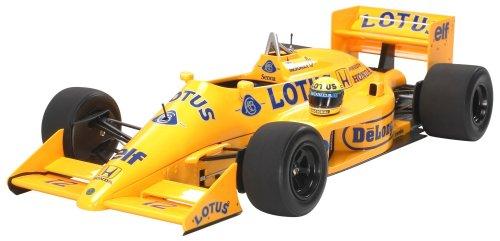 Lotus 99T Formula One Car 1/20 Tamiya