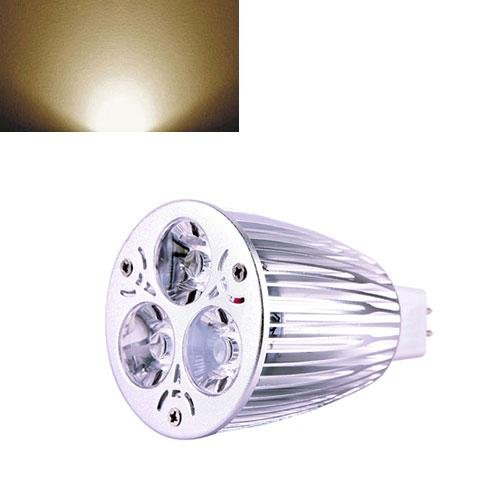 Ultra Bright Mr16 12W Led Dimmable Spot Light Downlight Lamp Bulb Warm White Fashion Partical