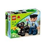 Duplo - Policeman - 5678