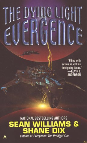 Evergence 2: The Dying Light, Sean Williams, Shane Dix