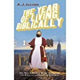The Year of Living Biblically [Large Print]: 16 Point (1444500104) by Jacobs, A. J.