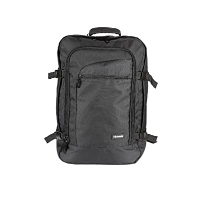 TripNeeds CabinZERO Ultra-Light Massive Capacity Cabin Sized Backpack, Black from Tripneeds