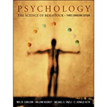 VangoNotes for Psychology: The Science of Behaviour, 3/CE  by Neil R. Carlson, William Buskist, Michael E. Enzle, C. Donald Heth Narrated by Mark Greene, Amy LeBlanc
