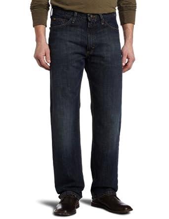 (疯抢)李牌Lee Premium Select Regular Straight纯棉休闲牛仔裤Truckin折后18.38