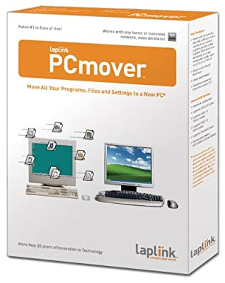 PCMover 1.0 Network Edition