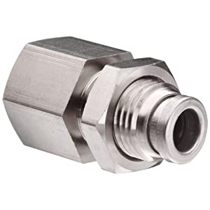 Smc Kqg2 Series Stainless Steel 316 Push To Connect Tube