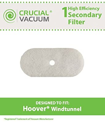 Hoover Windtunnel Upright Secondary Filter
