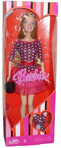 Barbie XO Valentine 2008 - 1