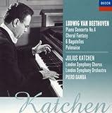 ベートーヴェン:ピアノ協奏曲第4番、合唱幻想曲、6つのバガテル、ポロネーズ