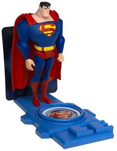 "Justice League 4 3/4"" Action Figure: Superman Figure - 1"