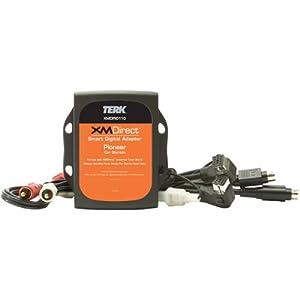 Terk Satellite Radio/Pioneer XM Direct Smart Digital Adapter