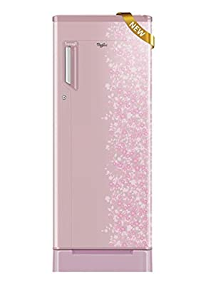 Whirlpool 230 Icemagic Royal 5S Single-door Refrigerator (215 Ltrs, 5 Star Rating, Blush Exotica)