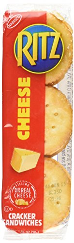 Nabisco Ritz Cheese Cracker Sandwiches - 16 CT (Ritz Crackers With Cheese compare prices)