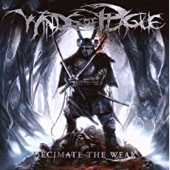 Winds Of Plague 2008 Decimate The Weak mp3 preview 0