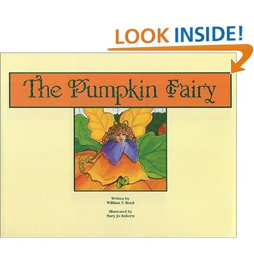 The Pumpkin Fairy