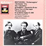 Beethoven / Schubert : Trios en si b�...