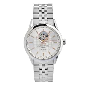 Raymond Weil Men's 2710-St5-65021 Automatic Stainless Steel Silver Dial Watch