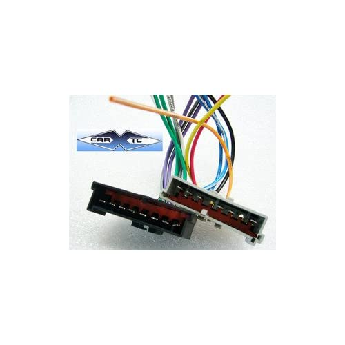 Stereo Wire Harness Ford Mustang 87 88 89 90 91 92 car
