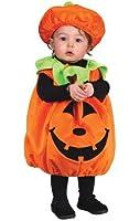 Fun World - Soft and Comfy Pumpkin Infant Costume