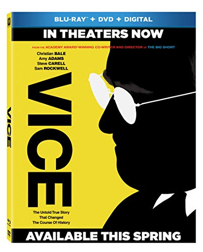 Blu-ray : Vice (With DVD, Subtitled, Widescreen, Dolby, Digital Theater System)
