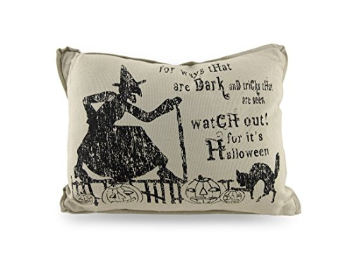 Bethany Lowe `It`s Halloween` Vintage Look Accent Pillow