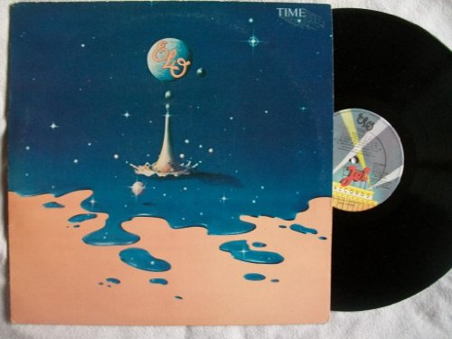 Electric Light Orchestra - Time - Jet Records - Jetlp 236, Jet Records - Jet Lp 236