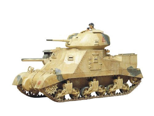Tamiya 1/35 British Army Tank M3 Grant # 35041