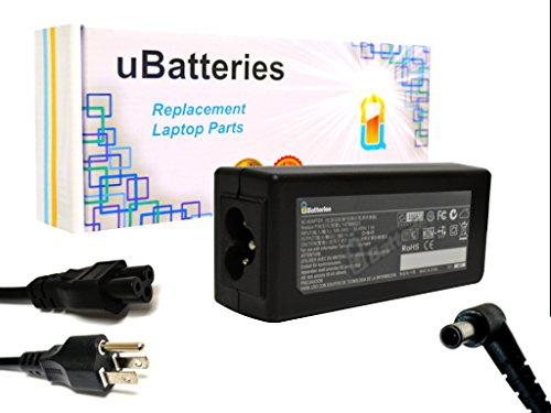 Click to buy UBatteries Laptop AC Adapter Charger Sony VAIO VGN-CS290JDW - 64W, 16V - From only $25.95