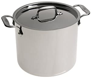 All-Clad Stainless 7-Quart Stockpot by All-Clad