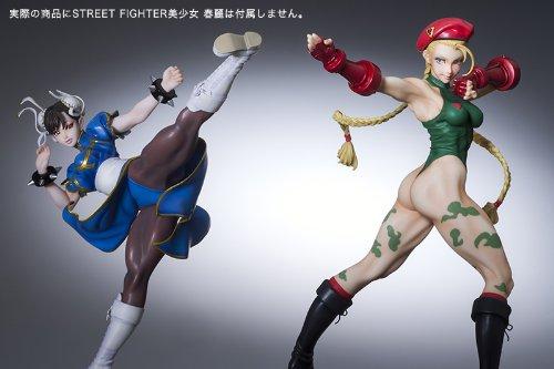 ストリートファイター STREET FIGHTER美少女 キャミィ (1/7スケール PVC塗装済み完成品)