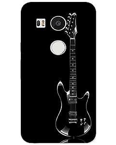 LG Nexus 5X Back Cover