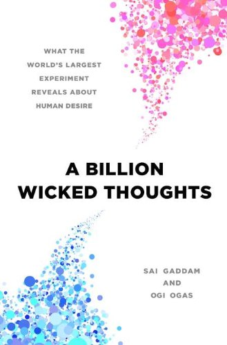 A Billion Wicked Thoughts: What the World's Largest Experiment Reveals about Human Desire: Ogi Ogas, Sai Gaddam: 9780525952091: Amazon.com: Books