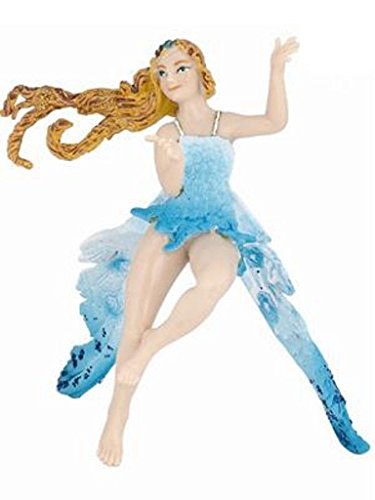 Papo Blue Elf Toy Fantasy Figure Figurine Princess Pretend play NEW 38940 (Elf Set And Seal compare prices)