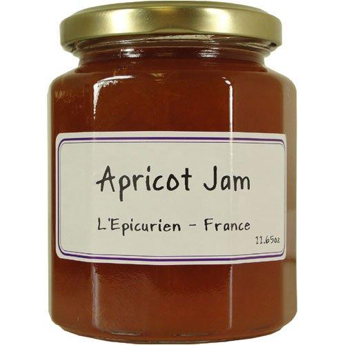 Apricot Jam - L'Epicurien - 11.6 oz jar
