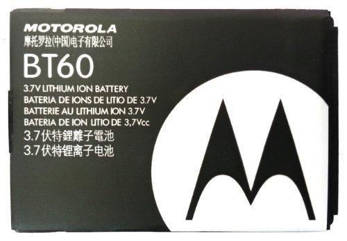 Motorola BT60 BT 60 Battery for Motorola MOTO Q8 / Motorola Q 9H / Q9M / Q9C / RAZR VE20 / Rival A455 / Evoke QA4 / Tundra VA76r / Renew W233 / ROKR Z6m / RIZR Z6tv / A1200 / A1210 / A3000 / A3100 / L800T / C168i / C290 / V190 / V195 / V235 / V325 / V361 / V365 / VE240 / W175 / W315 / W370 / ACTV W450 / W490 / W510 / W5 / i410 / i576 / i576S / i580 / i880 / I885 / ic902 / i776 - Retail Packaging (Motorola Rival A455 Battery compare prices)