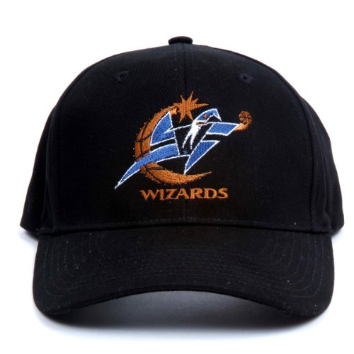 Nba Washington Wizards Led Light-Up Logo Adjustable Hat