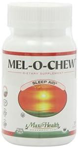 Maxi Health Mel-O-Chew 200 Chewies