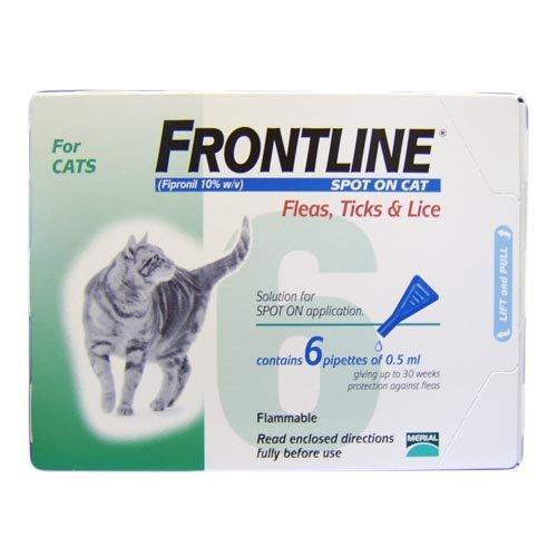 frontline-spot-on-cat-10-w-v-spot-on-solution-6-pack