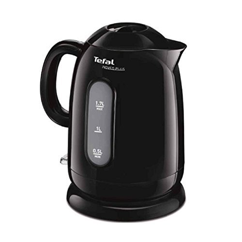 Tefal Noveo Plus Wireless Electric Kettle KO2828 1.7L 2000W, 220V Hot Water Pot ;TM79F-32M UGBA642944 (Tefal Electric Water Kettle compare prices)